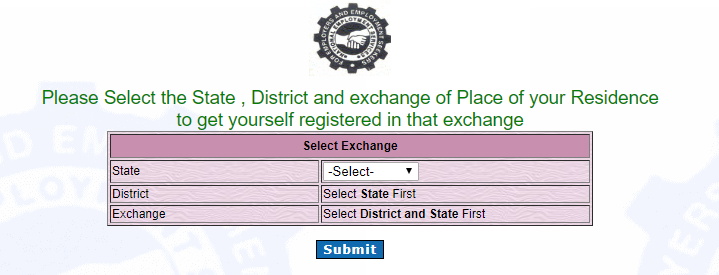 Candidate Regsitration Form