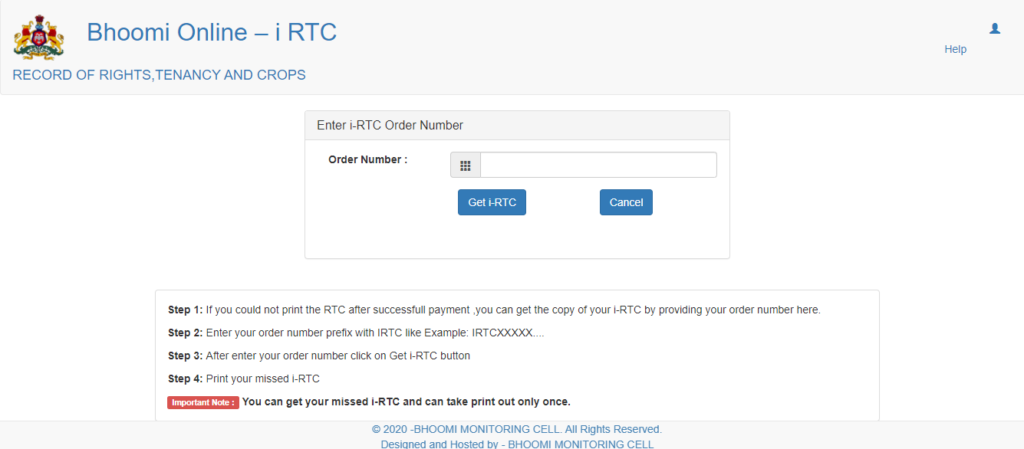 Get Your Missed i-RTC